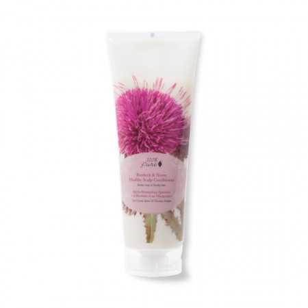 Balsam cu extract de brusture & neem pentru un scalp sanatos