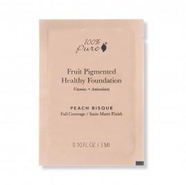 Mostra plic fond de ten cu protecţie solară SPF 20 - Peach Bisque