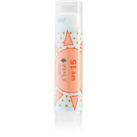 Balsam de buze cu aroma de menta si SPF 15