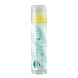 Balsam organic pentru buze – aromă de mentă