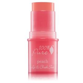 Nuantator pentru buze şi obraji – Peach (piersica)