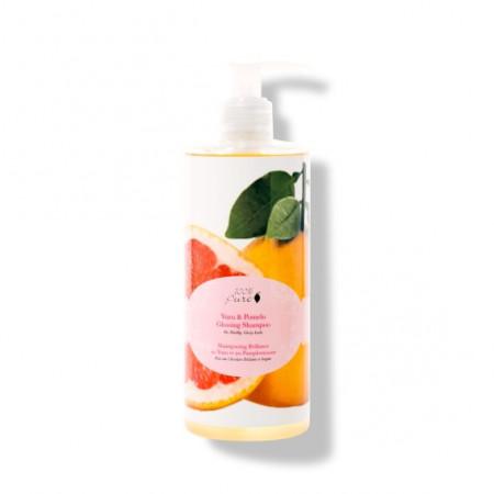Şampon cu extract de yuzu si pomelo 390 ml