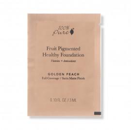 Mostra plic fond de ten cu protecţie solară SPF 20 - Golden Peach