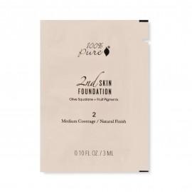 Mostra plic fond de ten ser cu Squalane de măsline – nuanţa 2 WP