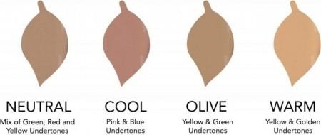 Fond de ten cu pigmenti din fructe rezistent la transfer (grad mare de acoperire) Cool 3