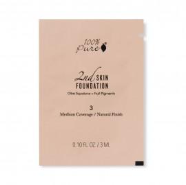 Mostra plic fond de ten ser cu Squalane de măsline – nuanţa 3 PB