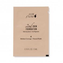 Mostra plic fond de ten ser cu Squalane de măsline – nuanţa 4 GP