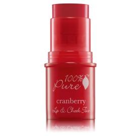 Nuantator pentru buze şi obraji – Cranberry (merişor)