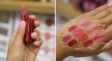 Ruj cu efect anti-imbatranire si ulei de rodie: Dahlia
