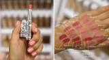 Ruj de buze cu pigmenţi din fructe – Coquette (maro-arămiu)