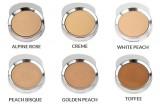 Fond de ten crema (grad de acoperire mediu spre maxim) - 2  White Peach