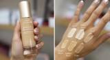 Cremă nuanţatoare cu siliciu din bambus - 4 Golden Peach