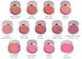 Fard de obraz cu pigmenţi din fructe – Peppermint Candy (roz-cărămiziu)