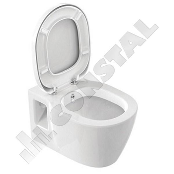 vas wc ideal standard connect suspendat cu functie bideu e781901 cel mai bun pret. Black Bedroom Furniture Sets. Home Design Ideas