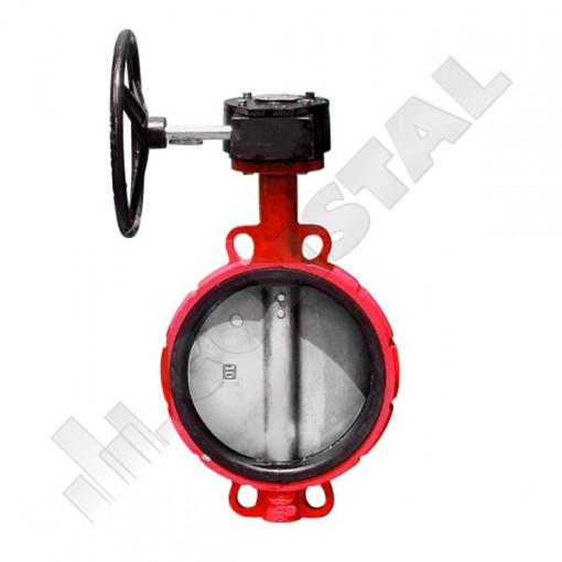 ROBINET CLAPA FLUTURE INOX PN 16 DN 450 CU REDUCTOR
