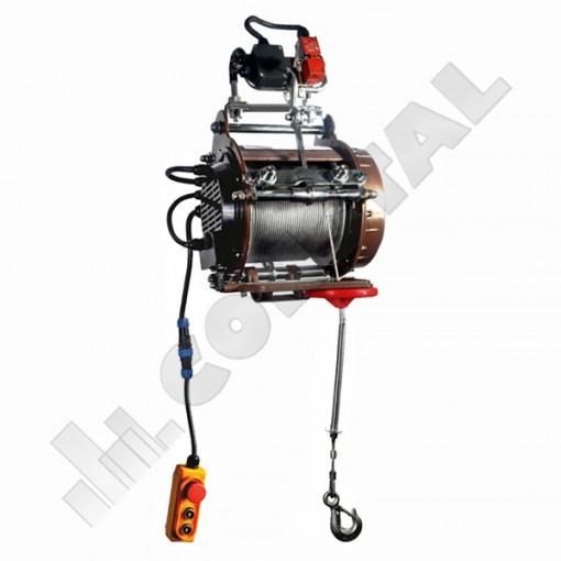 ELECTROPALAN CU CABLU 300/600 KG V-8/4 M/MIN H-34/17 M