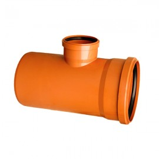 RAMIFICATIE PVC CU INEL ETANSARE 250/160-87 (KGEA)