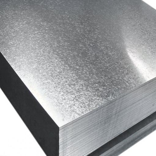 TABLA ZINCATA 2X1000X2000 MM