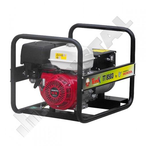 GENERATOR CURENT 400V 8.0KVA HONDA GX390 6.1 L TT8503 ENERGO