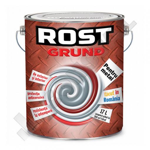 GRUND PENTRU METAL GRI ROST 17 L