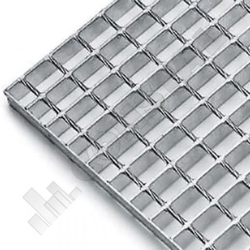 GRATAR ZINCAT 30X2 / 3050X1000 MM