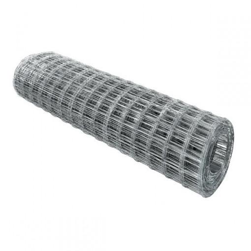 PLASA GARD ZINCATA SUDATA H=1750 GR=1,6 mm 20 M/BUC