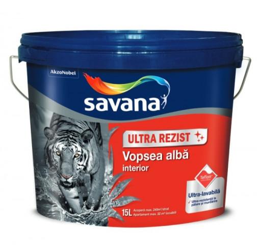 VOPSEA SAVANA ULTRA REZIST CU TEFLON SUPERLAVABILA 15 L