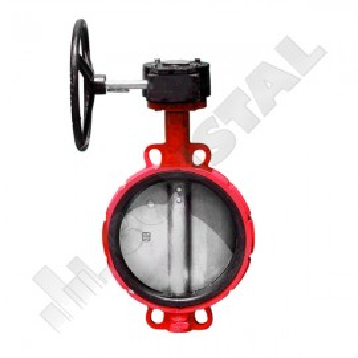 ROBINET CLAPA FLUTURE INOX PN 16 DN 350 CU REDUCTOR