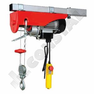 ELECTROPALAN CU CABLU 300/600 KG V-8/4 M/MIN H-12/6 M
