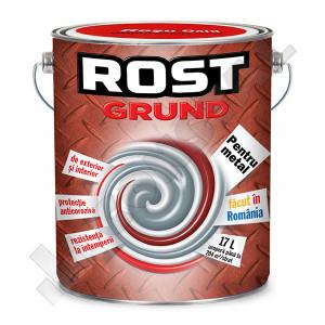 GRUND PENTRU METAL ROSU OXID ROST 17 L