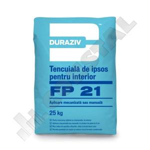 TENCUIALA MECANIZATA IPSOS DURAZIV FP 21 - 25 KG