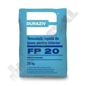 TENCUIALA RAPIDA IPSOS DURAZIV FP 20  - 25 KG
