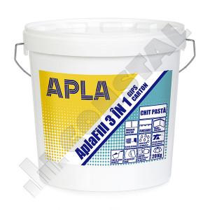 CHIT PASTA PREPARAT PENTRU GIPS-CARTON APLAFILL 3 IN 1 - 20 KG
