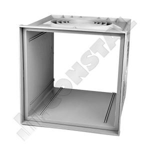 EXTENSIE CAMIN COLECTOR 550X550 PP