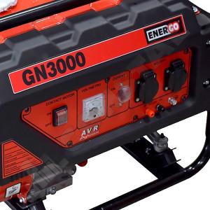GENERATOR CURENT 230V 2.8KVA GN3000 ENERGO