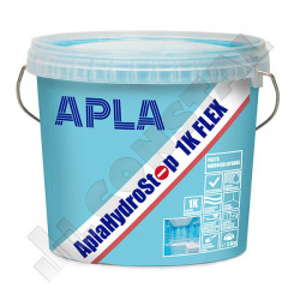 HIDROIZOLATIE FLEXIBILA APLA WATERBLOCK FLEX 1K (MONOCOMPONENTA PREPARATA) 5 KG