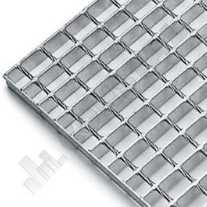 GRATAR ZINCAT 30X2 / 500X1000 MM