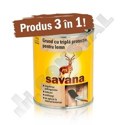 GRUND LEMN SAVANA 3 IN 1 -  0.75 L