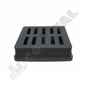 GRATAR COMPOZIT 494x545 PT TUB PVC D400 - B125