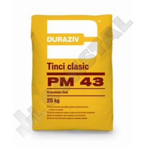 TINCI CLASIC GRI DURAZIV PM 43 - 25 KG