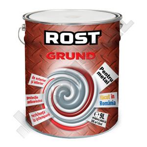 GRUND PENTRU METAL GRI ROST 9 L