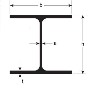 PROFIL OTEL LAMINAT HEA 240