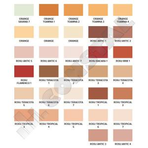 Tencuiala Decorativa Culori.Tencuiala Decorativa Structurata Colorata Savana Acvastop 25 Kg Cu