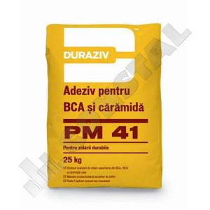ADEZIV BCA DURAZIV PM 41 - 25 KG