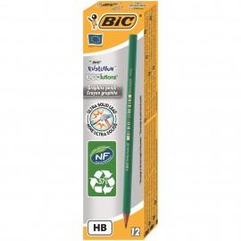 CREION grafit HB BIC Evolution cutie 12 buc