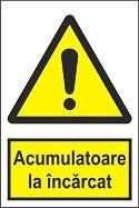 """Poze Indicator """"Acumulatoare la incarcat"""" A5"""
