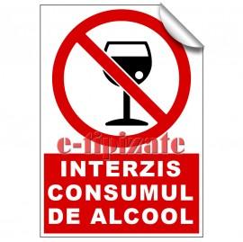 Poze Interzis consumul de alcool