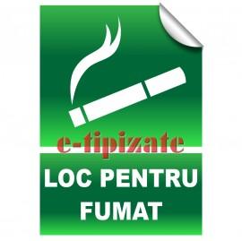 Poze Loc pentru fumat