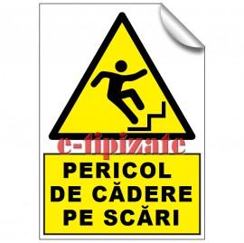Poze Pericol de cadere pe scari