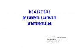 Poze Registru Acces Auto - 25 file